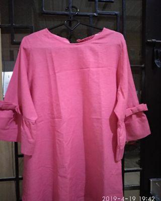 blouse katun