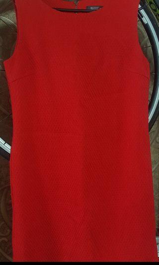 🚚 Ladies Red Dress