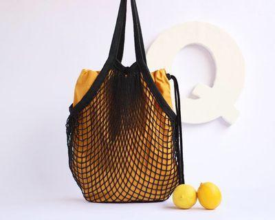 🚚 Net Beach Bag