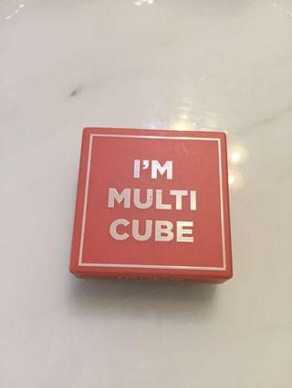 I'm Multi Cube #All about Coral