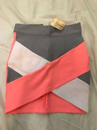 NEW bandage skirt size 8
