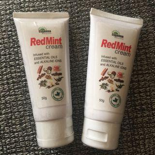 Redmint cream