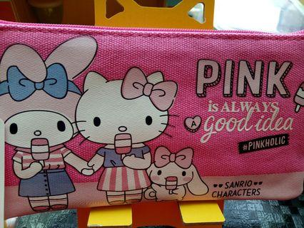 Hello Kitty手拿手機觸控包