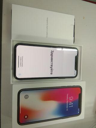 Kredit iPhone X 64gb new