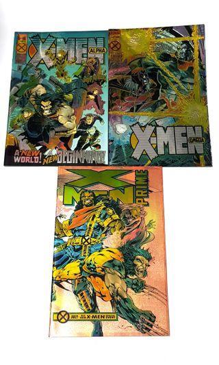 X-MEN ALPHA,  OMEGA & PRIME #EndgameYourExcess