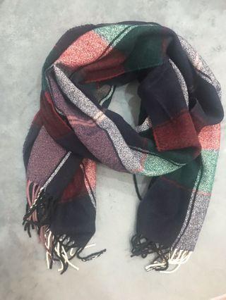 🚚 格子圍巾/披肩 #半價衣服拍賣會