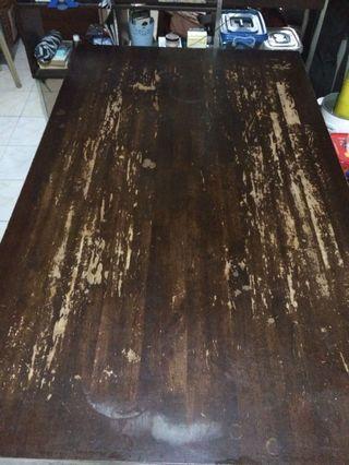Dining table Malaysian wood