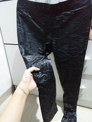 Legging kulit