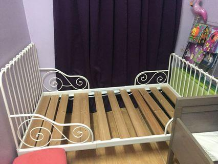 Ikea Minnen Children's Bed Frame