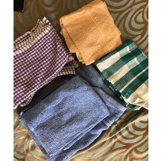 10 Piece cloth set