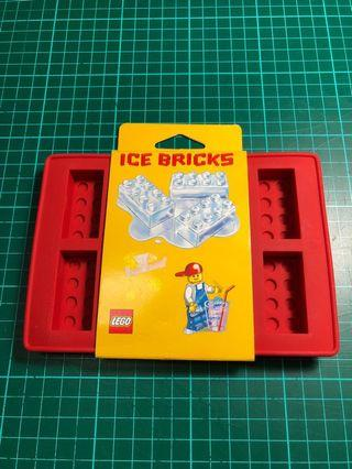 Authentic Lego silicon ice cube molds