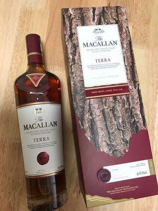 Macallan Terra 700ml