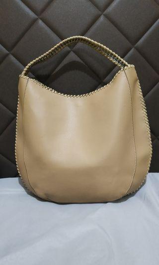 Nude bag impor used 2x
