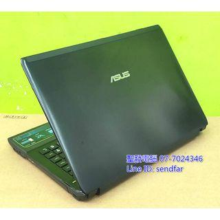 ASUS U41J i5-460M 4G 500G DVD Independent Video Card 14inch laptop ''sendfar second hand'' 聖發二手筆電