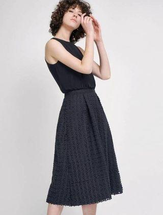 Saturday Club Guipure Lace Dress