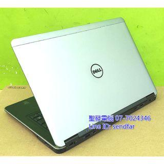 DELL E7440 i5-4310U 8G 256MSATA SSD 14inch laptop ''sendfar second hand'' 聖發二手筆電