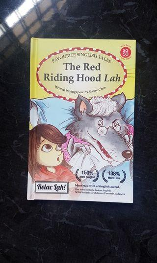 🚚 The Red Riding Hood Lah by Casey Chen