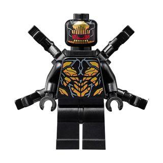 LEGO Outrider Minifigure from LEGO set 76125 (new)