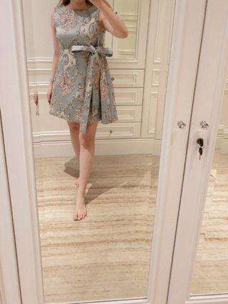 Alice Mccall embroidery babydoll dress