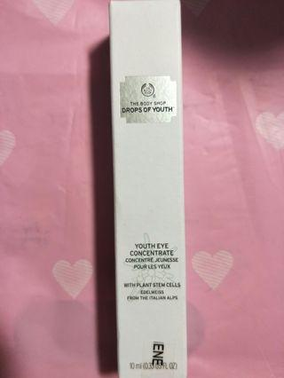 🚚 The Body Shop  Drops of Youth 極緻活顏抗老亮眼冰珠