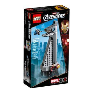 LEGO Marvel 40334 - Avengers Tower (Limited Edition)