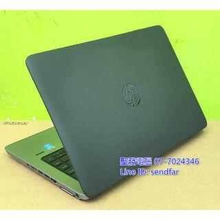 New240SSD HP 840G1 i5-4310U 4G Independent Video Card 14inch laptop ''sendfar second hand'' 聖發二手筆電