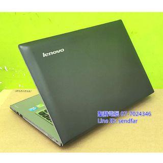 New Battery New240SSD Touch screen LENOVO Z400 i5-3230M 8G DVD 14inch laptop ''sendfar second hand'' 聖發二手筆電