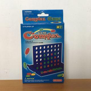 Complex Game Board Game