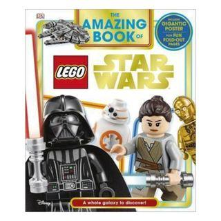 The Amazing Book of LEGO Star Wars (Hardcover)