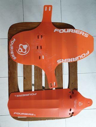 Fender, Mudguard, Ass-Saver, Fouriers