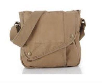 Back-to-school shoulder bag