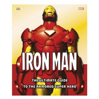 Iron Man: The Ultimate Guide to the Armored Super Hero (Hardcover) RRP: RM103.30