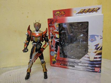 SHS KR Kamen Masked Rider Ryuki Survive