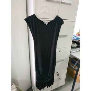 Kookai Simple Black Dress