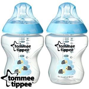 Tommee Tippee 嬰兒奶樽 260ml 4個