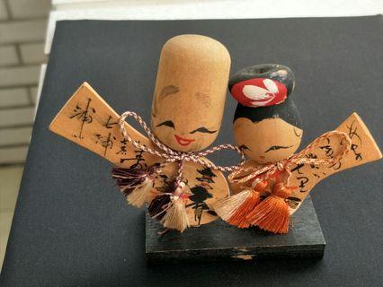 日本手工娃娃