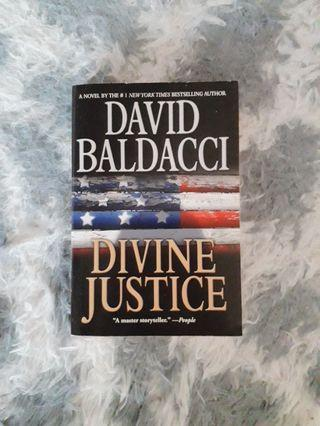 Divine Justice (Novel by David Baldacci)