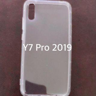 華為Y7 Pro 2019 氣墊空壓殼 華為Y7 pro 2019 空壓殼 防摔 耐震