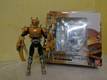 SHS KR Kamen Masked Rider Scissor