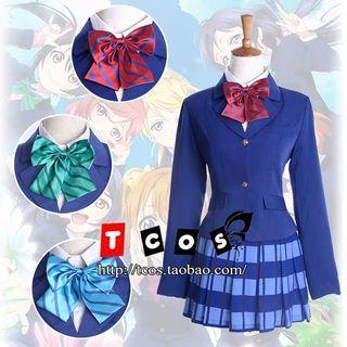 Love live! Winter uniform