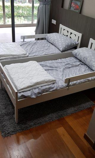 Toddler Beds + Mattresses