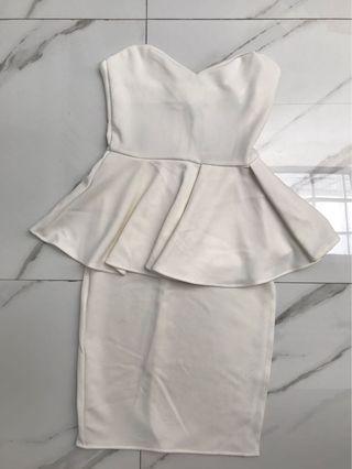 Sek Dress White 1