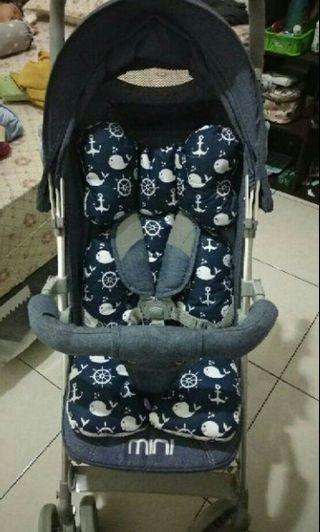 Stroller pliko mini