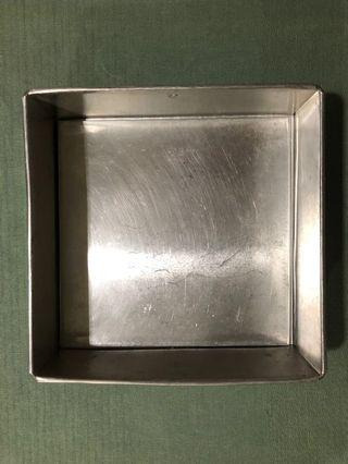 "Pre-loved 11"" Square Baking Tray"