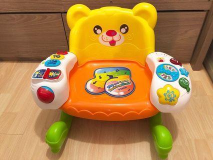vtech musical chair BB音樂搖椅 學習玩具 baby toy toys