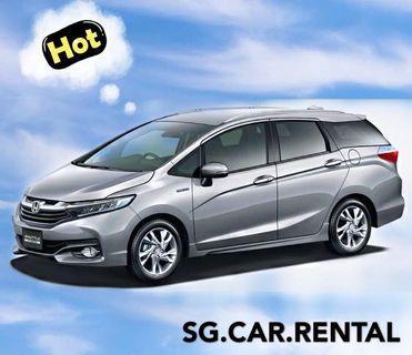 Brand New Honda Shuttle 1.5