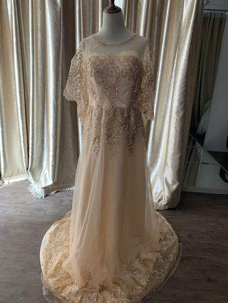 Wedding Gown sale (XL-XXXL)