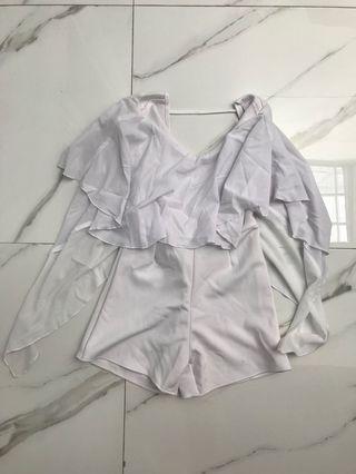 Jumpsuit White 3