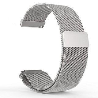 Magnetic mesh adjustable strap (18mm & 20mm)