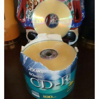 Original MAXELL CDs